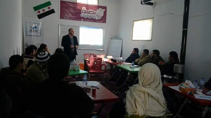 Strategic palnning & Crisis Management - Idlib2