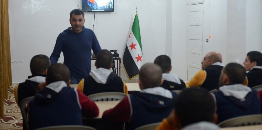 The Syrian Center for Anti-extremist1